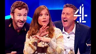 Beating Climate Change with a Tipsy Chris O'Dowd & Jessica Hynes | The Last Leg