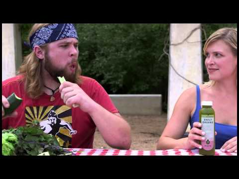 Daily Greens: The Eating Contest
