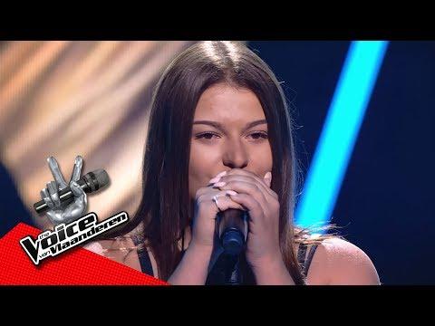 Emanuela - 'Stop And Stare' | Blind Auditions | The Voice Van Vlaanderen | VTM