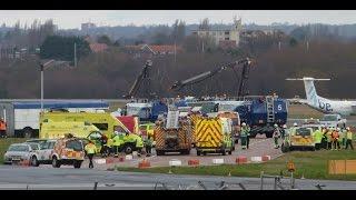 Birmingham Airport Emergency Exercise - 7 December 2014