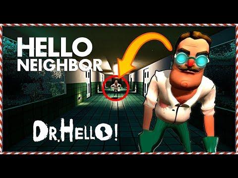 Hello Neighbor | DOKTOR WILSON! 1. SEÇİLEN MOD!  [Türkçe] #114