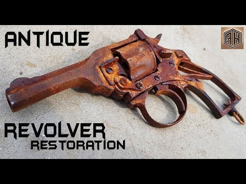 vintage-shooting-weapon---impressive-restoration