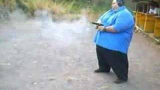Fat Man with a Gun