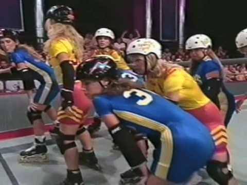Rollerjam - Sundogs vs Quakes