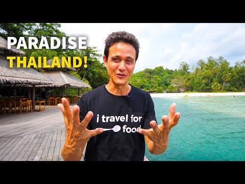 PARADISE Thai Island Hotel - CAPTAIN HOOK RESORT On Koh Kood Island, Thailand!