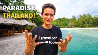PARADISE Thai Island Hotel - CAPTAIN HOOK RESORT on Koh Kood Island, Thailand!