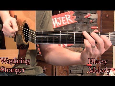 Wayfaring Stranger Guitar Lesson–Two Solos!