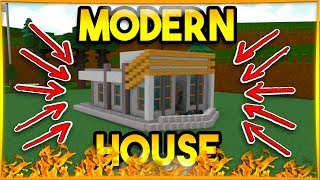 MODERN HOUSE BOAT! | Roblox Build A Boat For Treasure (2)