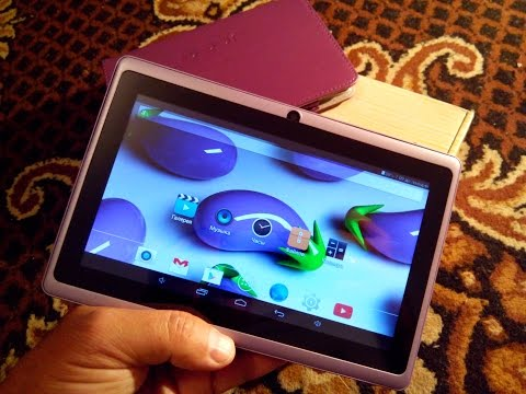 Нов модел таблет -7 Android 4.2 1GB RAM, две камери 21