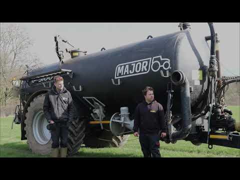 Customised 3100LGP Major Tanker | Jim Jones, Shropshire