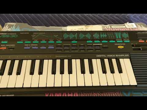 Yamaha Portasound VSS-30