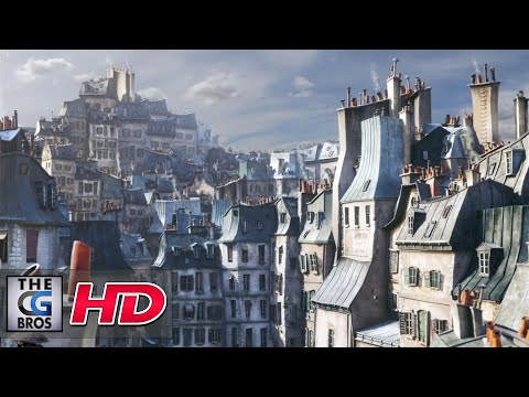 "CGI & VFX Showreels: ""Texturing / Look Development / Lighting / Compositing""  - by Corentin Provost"