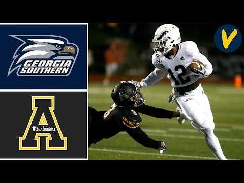 georgia-southern-vs-#20-appalachian-state-highlights-|-week-10-|-college-football-|-2019