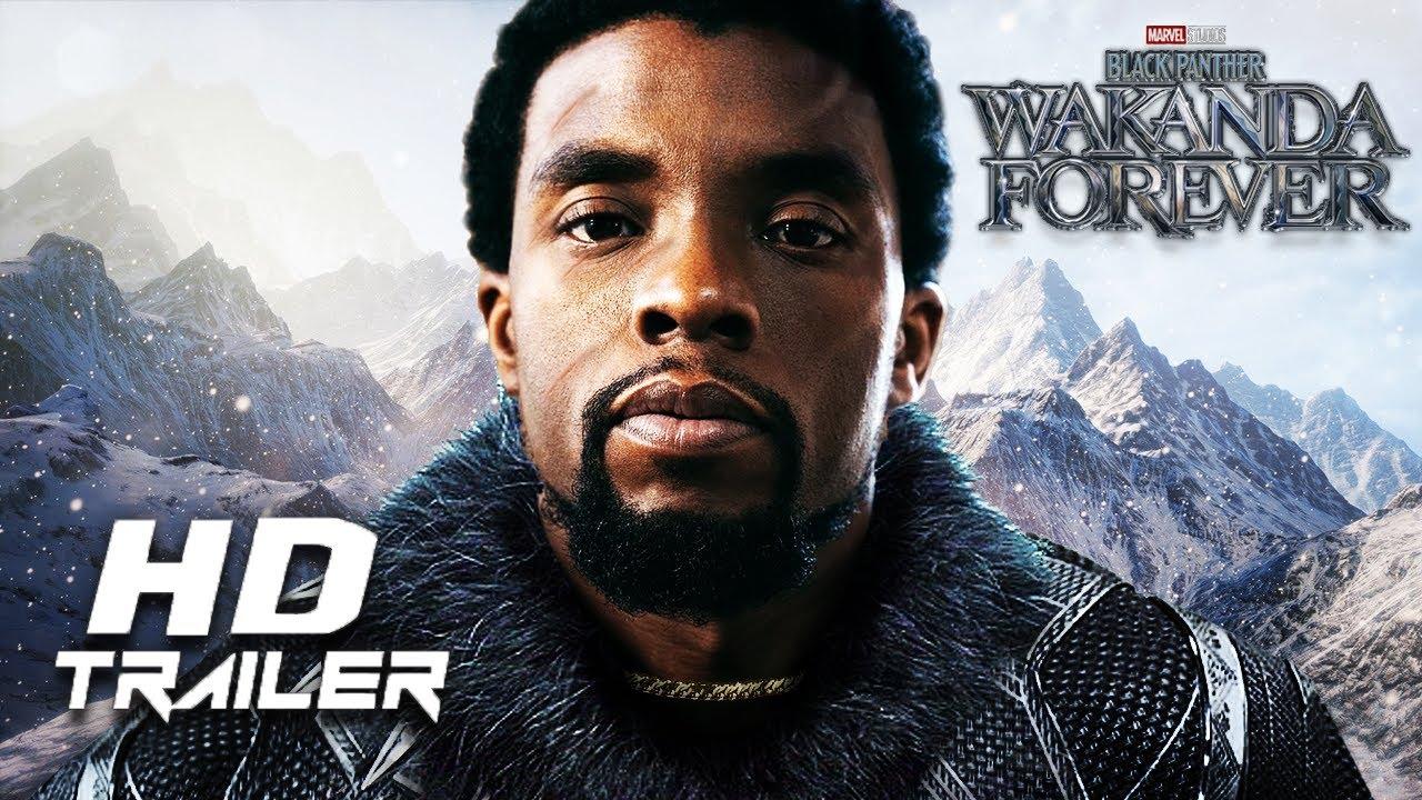 Marvel S Black Panther 2 2022 Teaser Trailer Concept Chadwick Boseman Marvel Movie Phase 5 Youtube