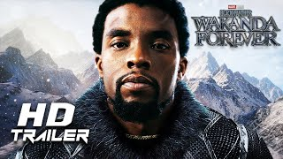 Marvel's Black Panther 2 (2022) - Teaser Trailer Concept | Chadwick Boseman | Marvel Movie | Phase 5