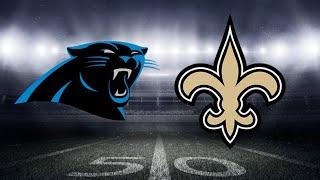 New Orleans Saints Vs. Carolina Panthers