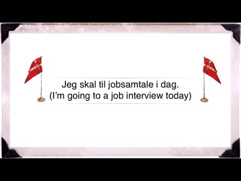150 Intermediate Danish Phrases: Talent, career, sports, humor, curse-words, etc.
