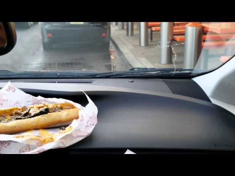 Who Makes The Better Cheese Steak ?  ( Pat's Steaks Vs Geno's )