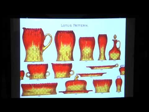"""Old Dartmouth Lyceum, 2012, """"New Bedford Glass and Its Context."""""""