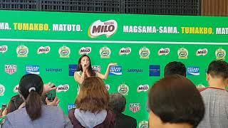 Solenn Heussaff pledges to run 10K at the 42nd Milo Marathon