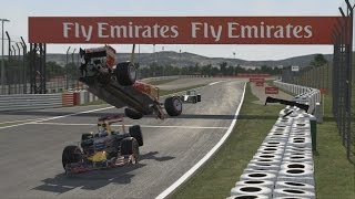 F1 2016: Don't Drink and Drive