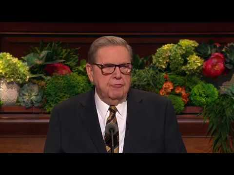 April 2019 General Conference - Jeffrey R. Holland