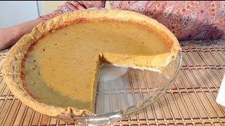 How To Make Pumpkin Pie-food Recipes