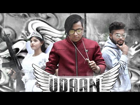 UDAAN - SANTY SHARMA √ OFFICIAL MUSIC VIDEO √ LATEST SONG OF 2017 •