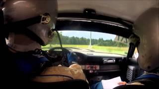 Rallye du Mont-Blanc VHC 2013 - ES4 (temps scratch)