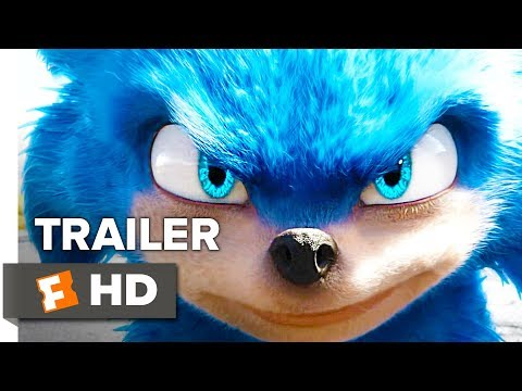 Play Sonic the Hedgehog Trailer #1 (2019) | Movieclips Trailers