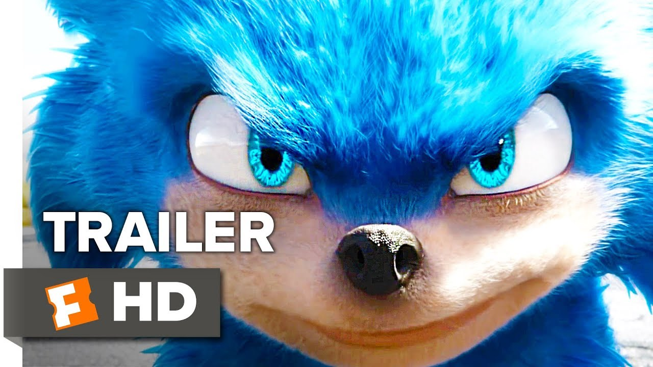 Sonic The Hedgehog Trailer 1 2019 Movieclips Trailers