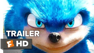 Sonic Trailer #1 (2019) | Römork Movieclip'ler