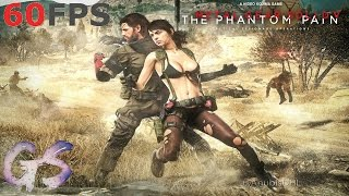 Not so ART OF STEALTH - A QUIET EXIT I Metal Gear Solid V: The Phantom Pain