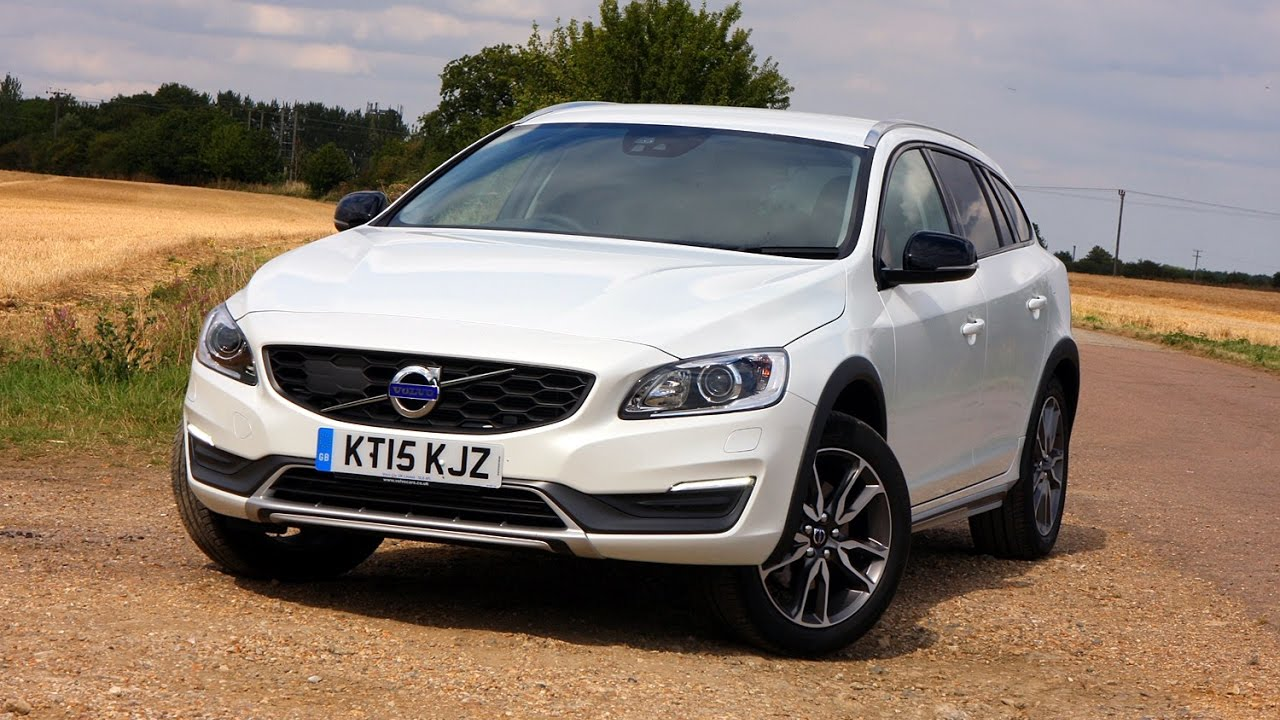 volvo v60 cross country 2017 car review youtube. Black Bedroom Furniture Sets. Home Design Ideas
