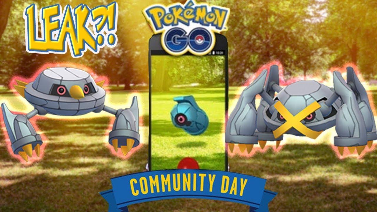 BELDUM COMMUNITY DAY OCTOBER?! IS THE LEAK TRUE? Pokemon go