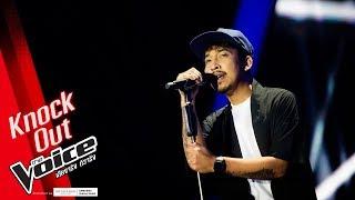 มาร์ค - ห้องสุดท้าย - Knock Out - The Voice Thailand 2018 - 14 Jan 2019