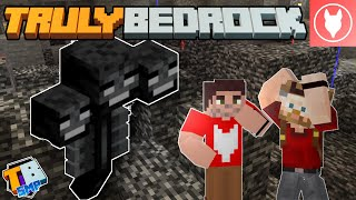 Truly Bedrock SMP - S2 : E11 - Overworld Wither Killer
