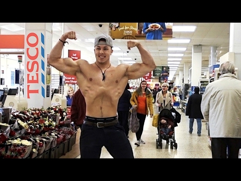 Brandon Harding Picking Up Women Shopping At Tesco