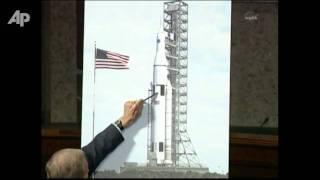 Next-gen NASA Manned Rocket Unveiled