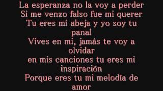 Carlos Y Alejandra - Melodia de Amor Letra