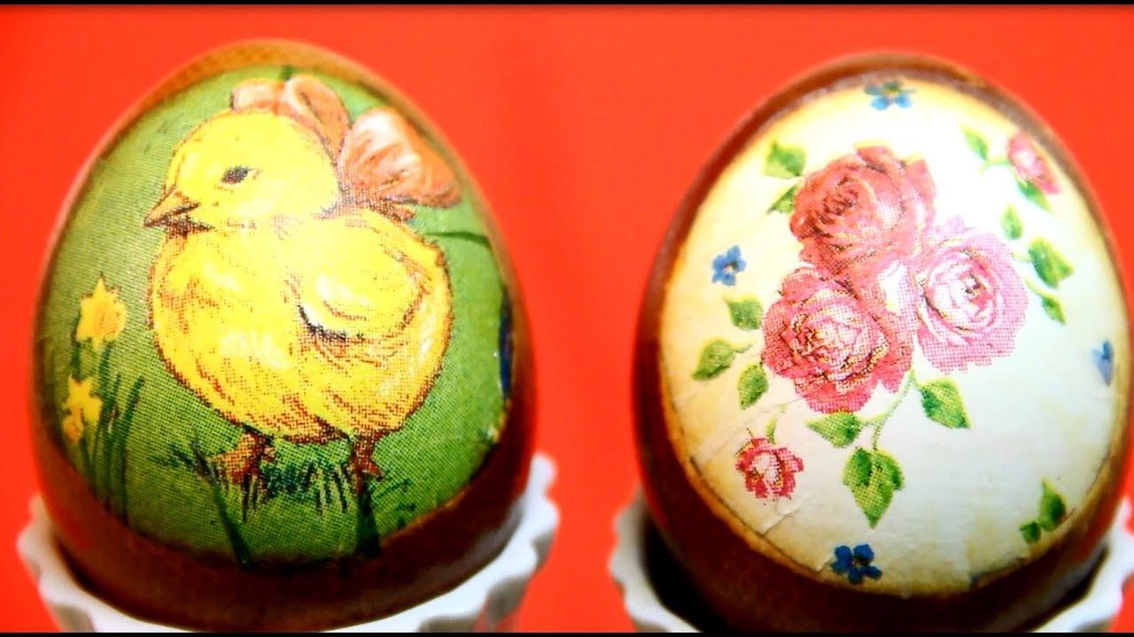 Как очень красиво покрасить яйца на Пасху - YouTube