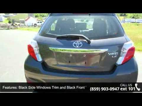 2014 Toyota Yaris LE   Car Town Kia   Nicholasville, KY 4.