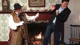 New England Legends: The Belsnickel | Connecting Point | Dec. 23, 2015