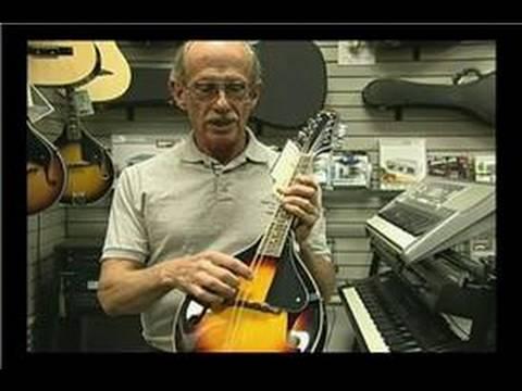 Mandolin : Tips on Choosing the Right Instrument