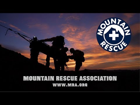 The Mountain Rescue Association: What We Do