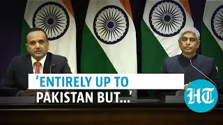 Watch: MEA responds to whether Pakistan will join India's initiatives at SCO