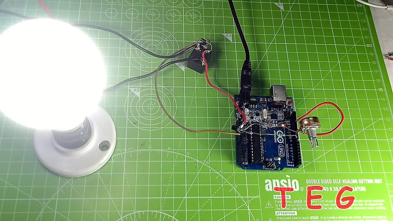 How to make an automatic Street light project using LDR with