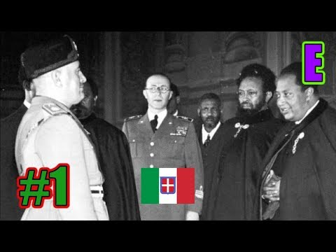 HOI4- Italy Mans The Guns [1]- Starting Guide