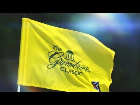 Highlights | Jason Bohn shoots 61 to co-lead at The Greenbrier Classic