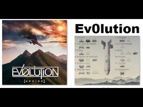 18798865c419 Ev0lution - Uprise - album review by RockandMetalNewz